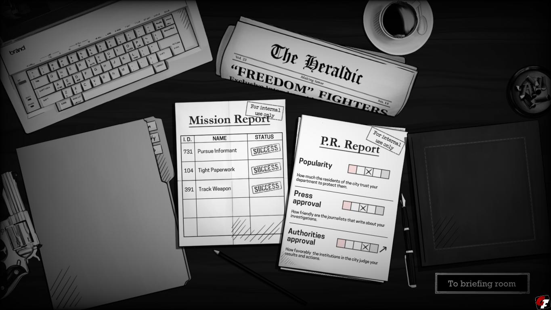 Interrogation Screenshot 6
