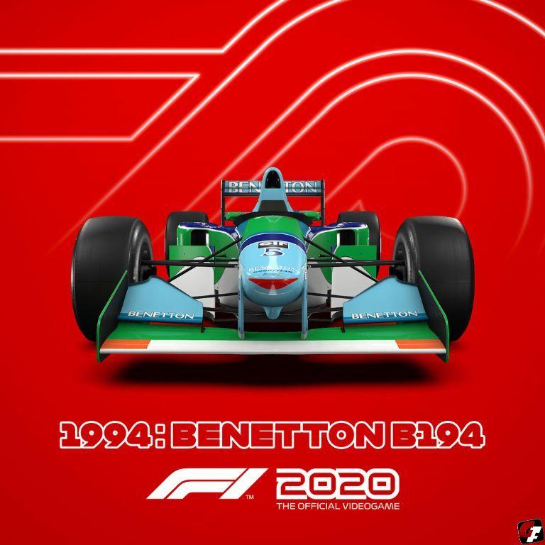 F12020 Benetton 94 1x1