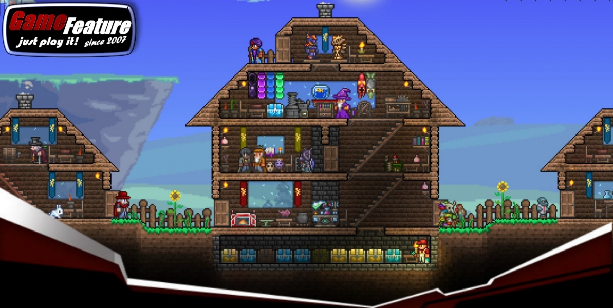 Terraria Switch Test