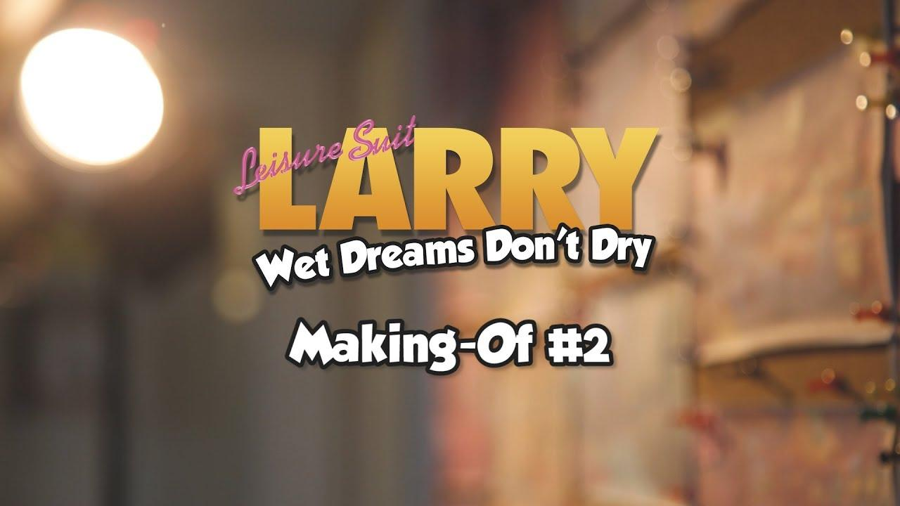 Leisure Suit Larry Wet Dreams Dont Dry Making Of 02 BQ