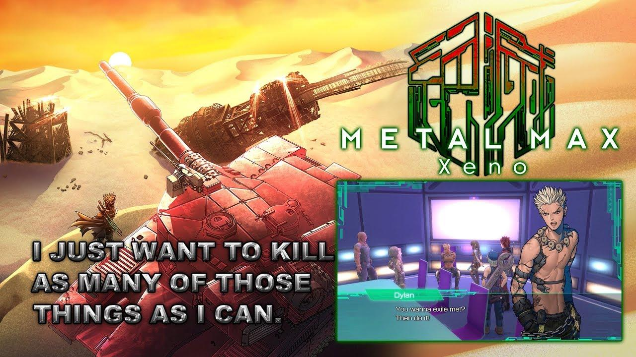 METAL MAX Xeno - I just want to kill as many of those things as I can. (PS4) (BQ).jpg