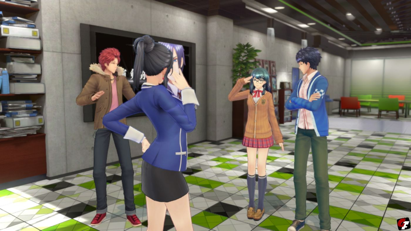 Tokyo Mirage Sessions #FE Encore Test