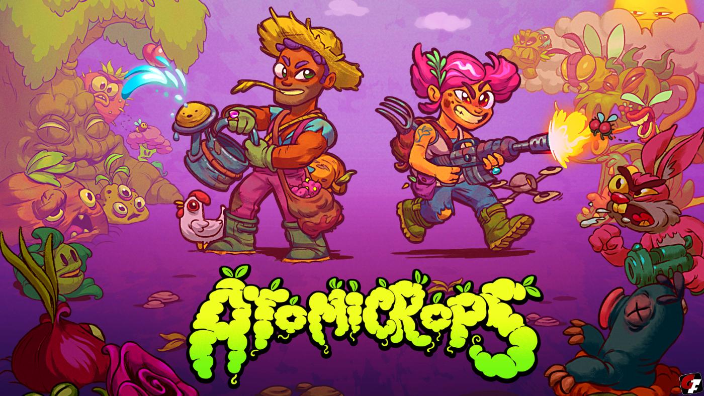 Atomicrops Vorschau