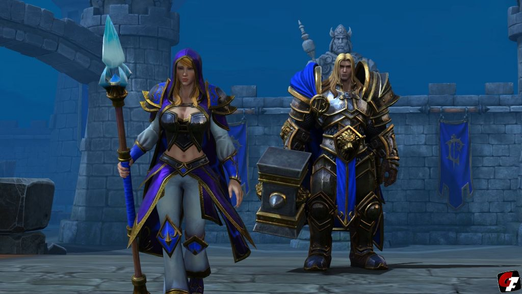 Warcraft III: Reforged Test