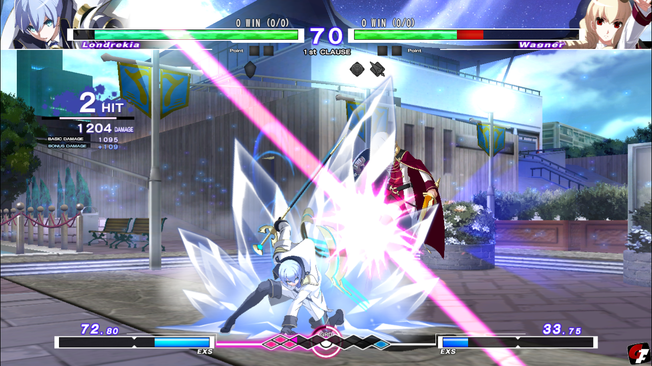 Under Night In-Birth Exe:Late[cl-r] PS4 Test