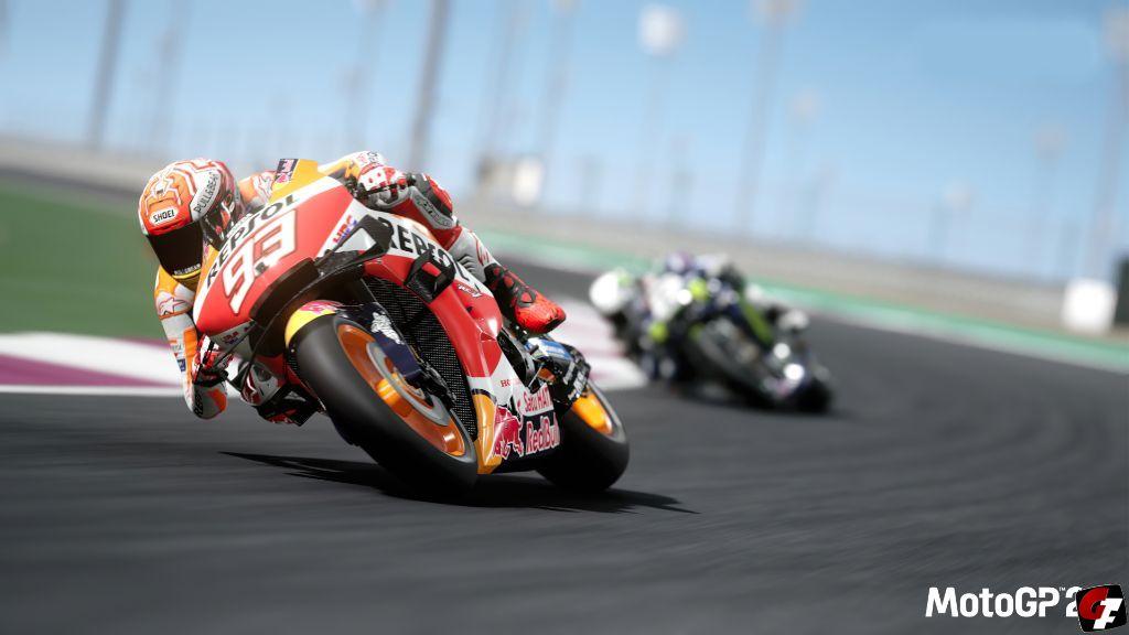 MotoGP 20 Test
