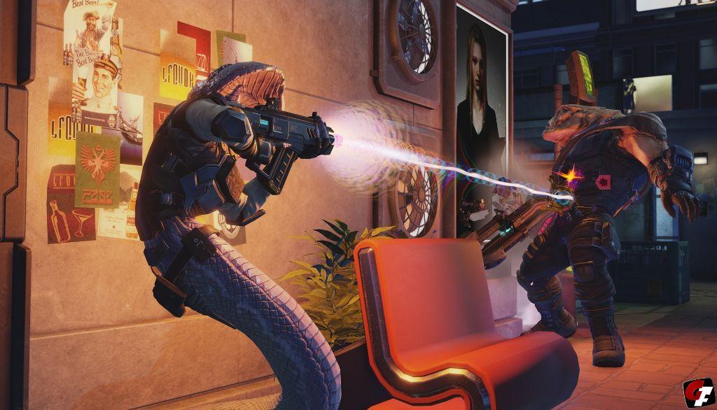 XCOM: Chimera Squad Test