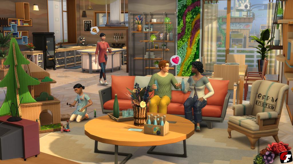 Die Sims 4 - Nachhaltig leben Test