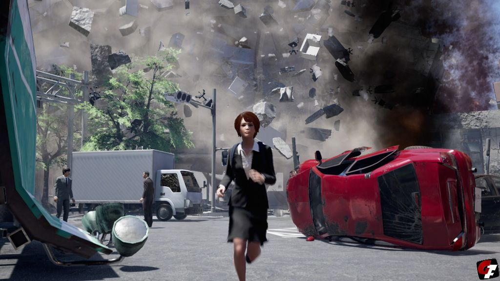 Disaster Report 4: Summer Memories Test