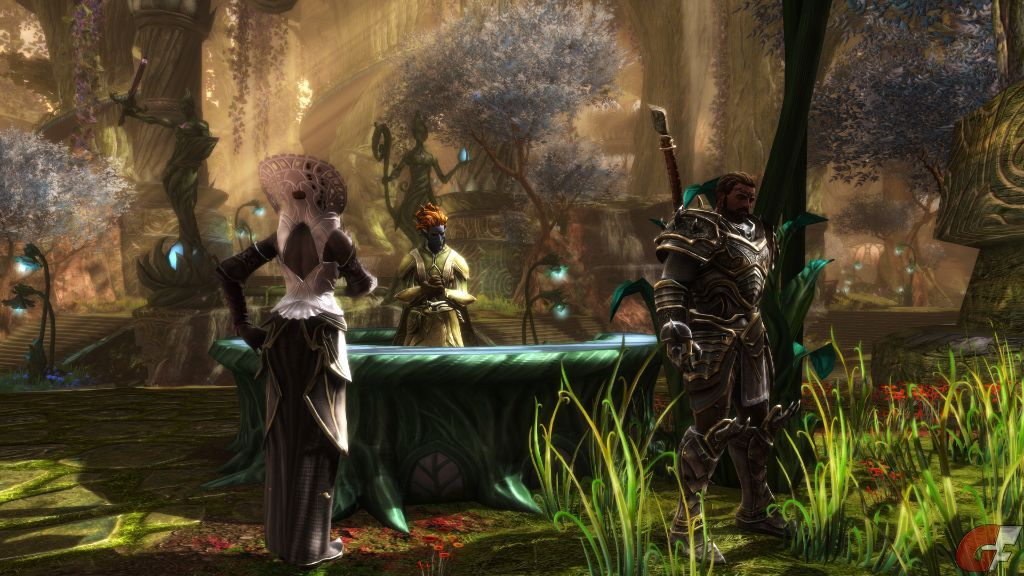 Kingdoms of Amalur: Re-Reckoning Test