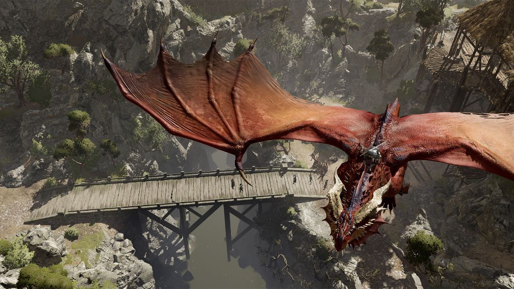 Exploration   Dragon Overhead