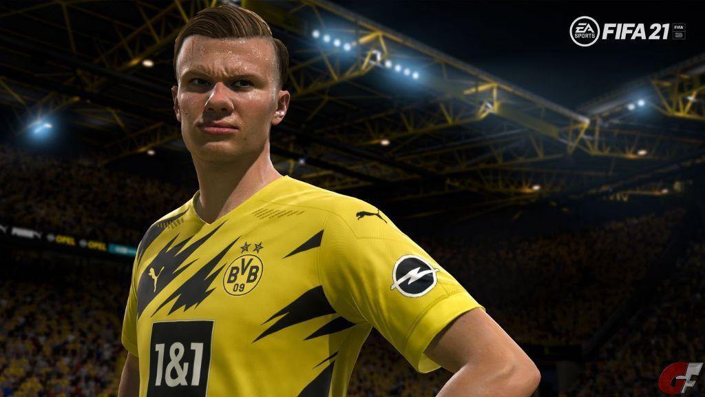 FIFA 21 Test