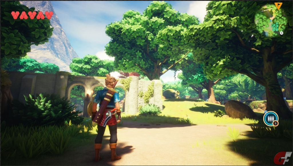 Oceanhorn 2 - Knights of the Lost Realm Test
