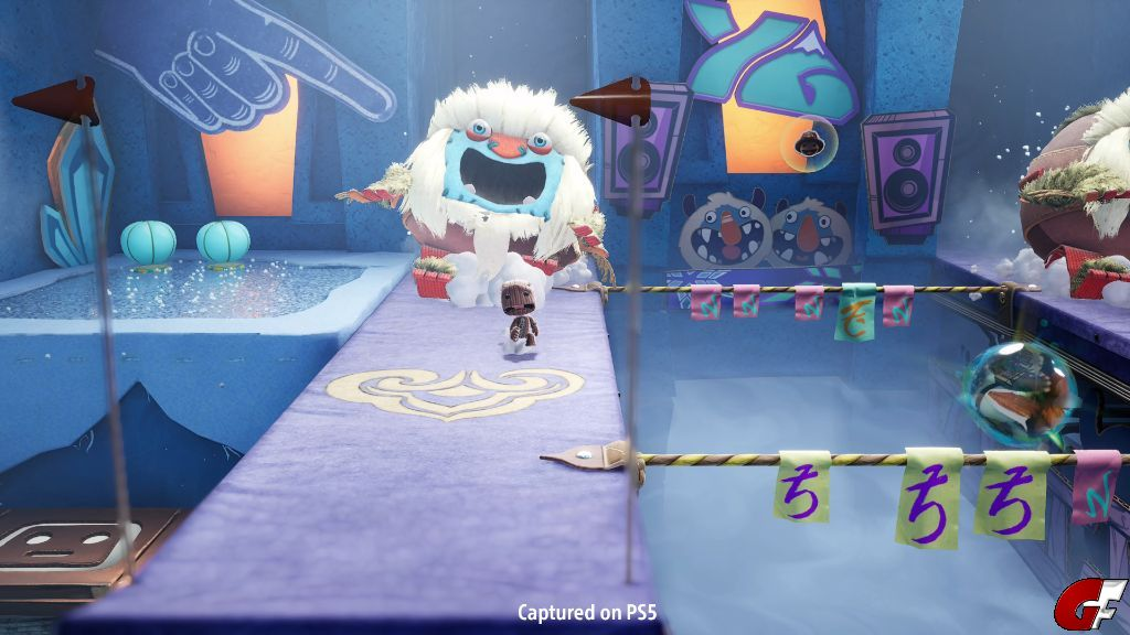 Sackboy: A Big Adventure Test