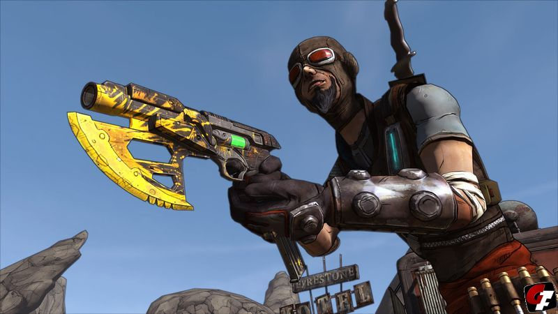 Borderlands Legendary Collection (Switch) Test